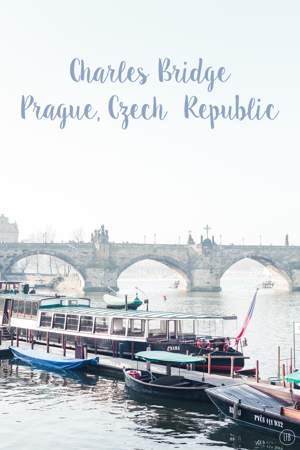 Charles Bridge, Prague - taken by Rae Tashman - lovefromberlin.net