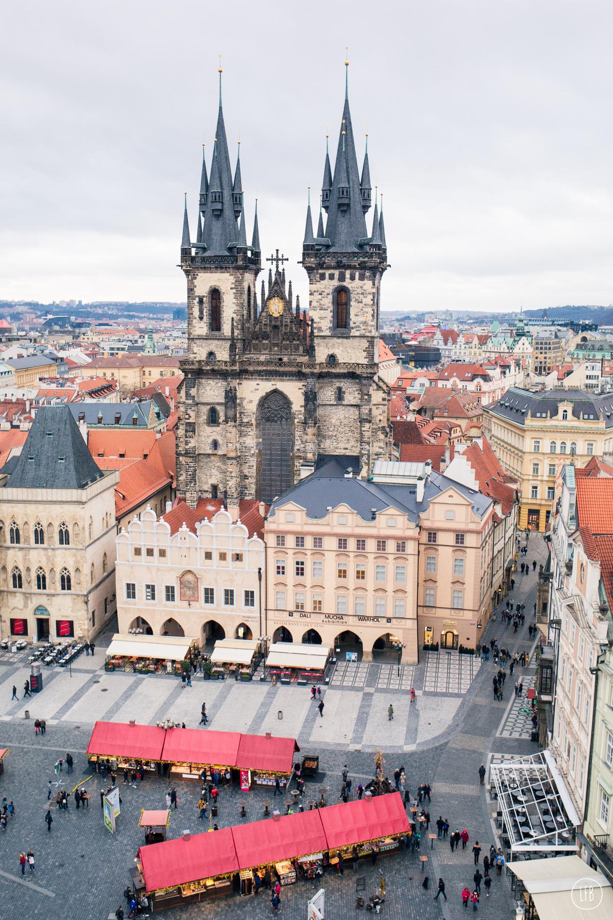 Old Town Square, Prague - raetashman.com - lovefromberlin.net