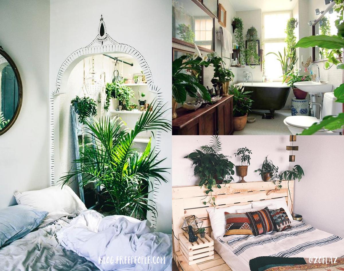 plant interiors - boho interior - lovefromberlin.net/