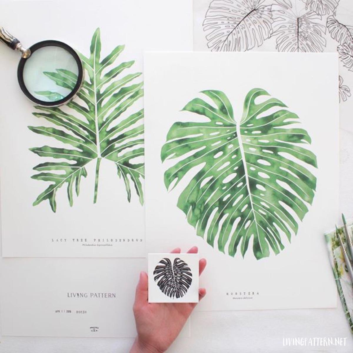 Jenny Kiker - Artist - Living Pattern - visual Saturdays - lovefromberlin.net