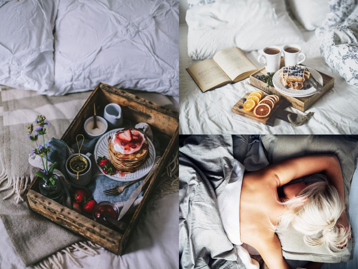 cozy in bed curated from pinterest for lovefromberlin.net