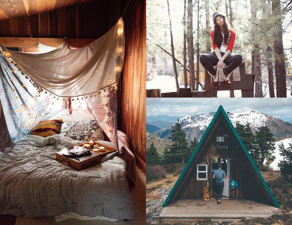 Winter Cabins - lovefromberlin.net