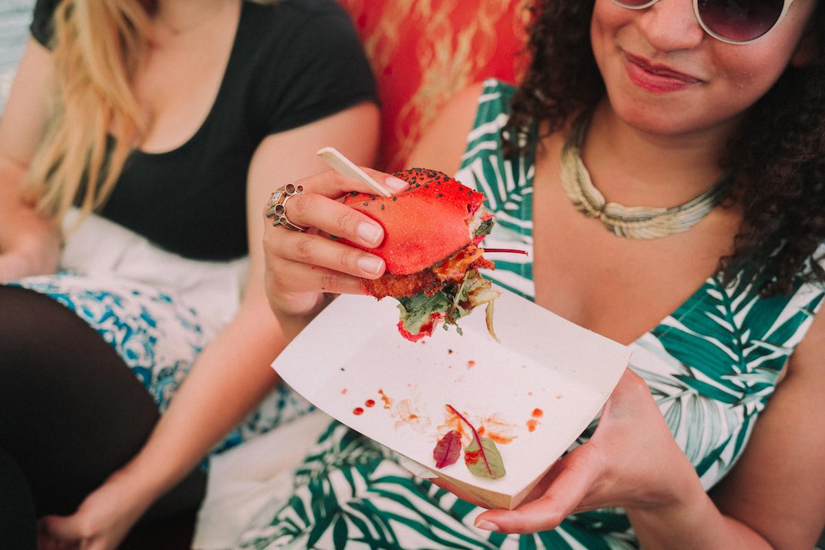 LFB Blogazine - Foodora event: Bites & Vibes in Berlin at Birgit & Bier